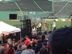 kidz bop at fenway