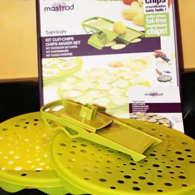 Mastrad Topchip Microwave Chip Maker Giveaway