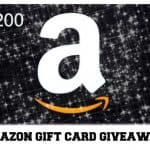 200 amazon gc giveaway