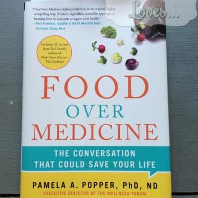 Food Over Medicine: Food for thought