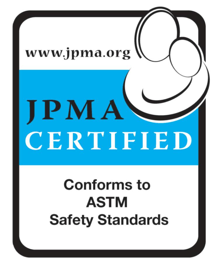 JPMA Seal