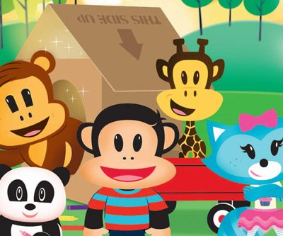 Nick Jr premieres Julius Jr. for preschoolers  #JuliusJr