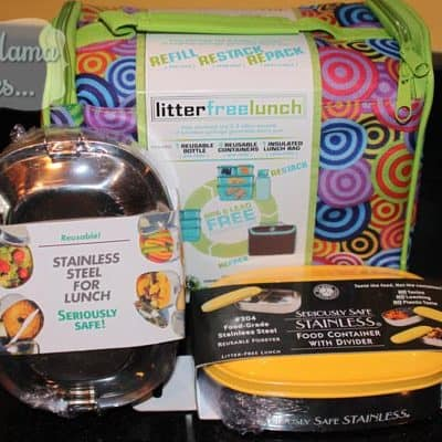 New Wave Enviro Litter Free Lunch