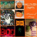 Mavens Halloween Craft Collage
