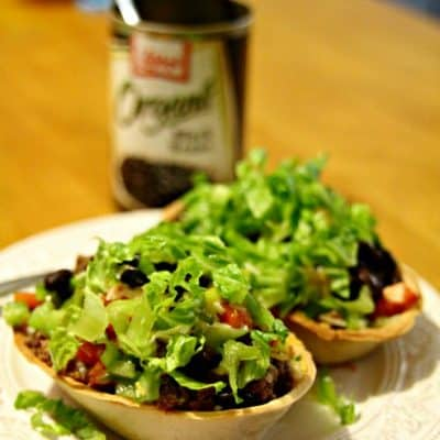 Black Bean Taco Bowls Recipe