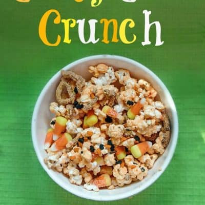 Halloween Treat Recipe: Candy Corn Crunch