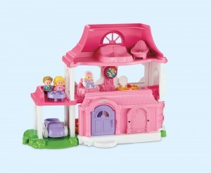 fisher-price-happy-sounds-home-#sharethejoywmt