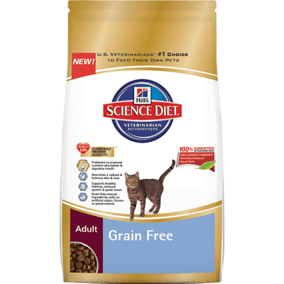 Should you try Grain-Free Cat Food? #HillsPet #Giveaway