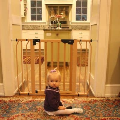 How to install stair gates