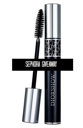 sephora giveaway gift card