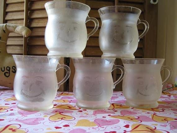 vintage kool-aid mugs