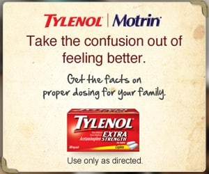 tylenol-motrin-dosage