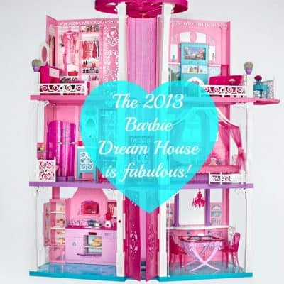 Barbie's Moved into the new Barbie Dream House! #BarbieisMoving