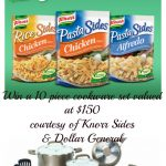 knorr-sides-dollar-general-cookware-giveaway