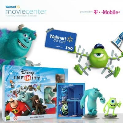 Monsters University Disney Infinity Prize Pack #Giveaway