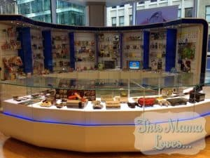 Nintendo Museum at Nintendo World store