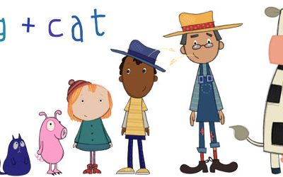 Peg + Cat Preschool Series Debuts 10/7 on PBS Kids