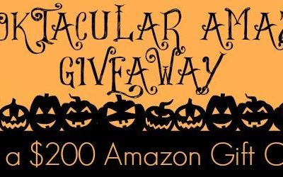 $200 Amazon Gift Card #Giveaway