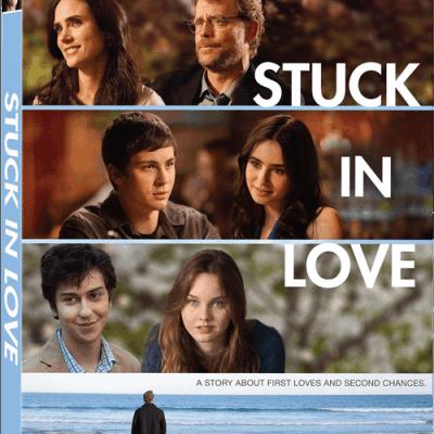 Stuck in Love on DVD October 8! #giveaway 5 winners