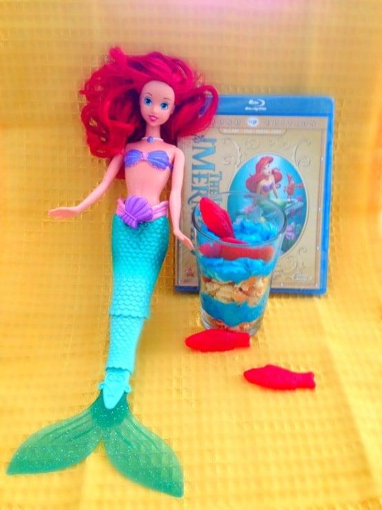 under the sea parfait