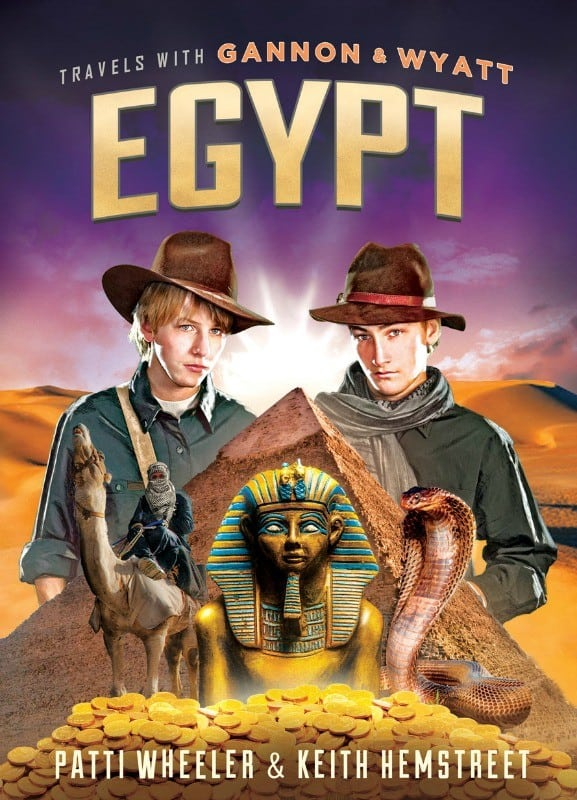 Travels with Gannon and Wyatt- Egypt