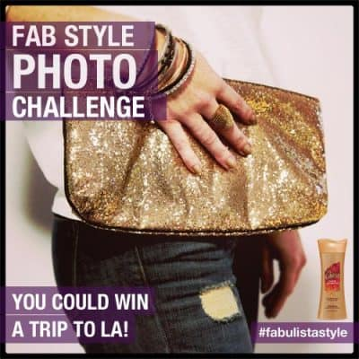 Enter to Win the Fab Style Photo Challenge #FabulistaStyle