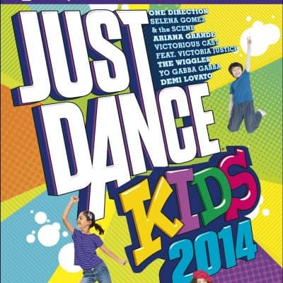 Just Dance Kids 2014 is fun for ALL ages! #justdancekids2014 #cgc