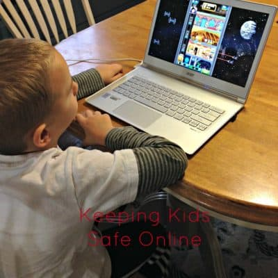 Internet Safety with Kids