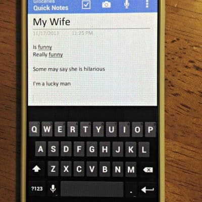 How to annoy your spouse with Microsoft OneNote #WindowsChampion