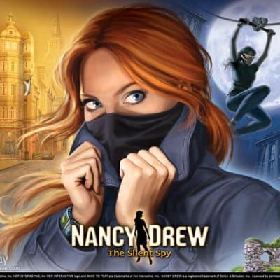 Nancy Drew:  The Silent Spy for PC and Mac