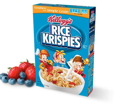 Rice Krispies wants to know what's hard for your kids to digest #HardtoDigest