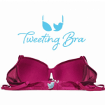 tweeting-bra