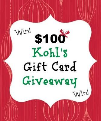 The Best Gift I Ever Received ($100 Kohls Giveaway)