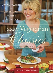 Jazzy Vegetarian Classics Vegan Cookbook