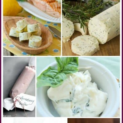 10 Compound Butter Recipes