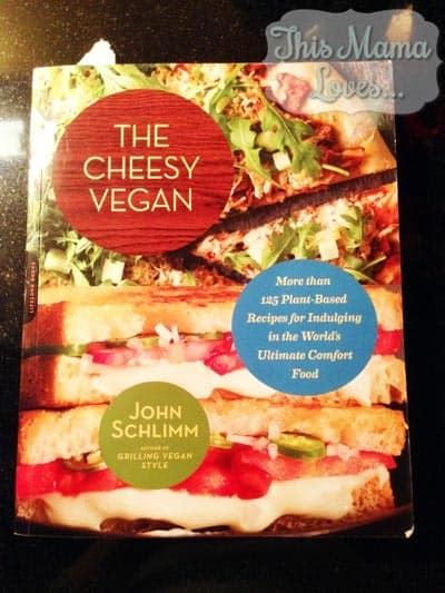 The Cheesy Vegan Cookbook