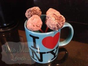 Vegan Date Nut Lollipops Vegan cookies