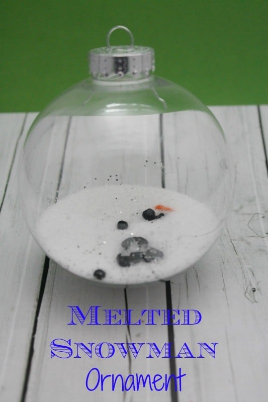 diy-melted-snowman-ornament