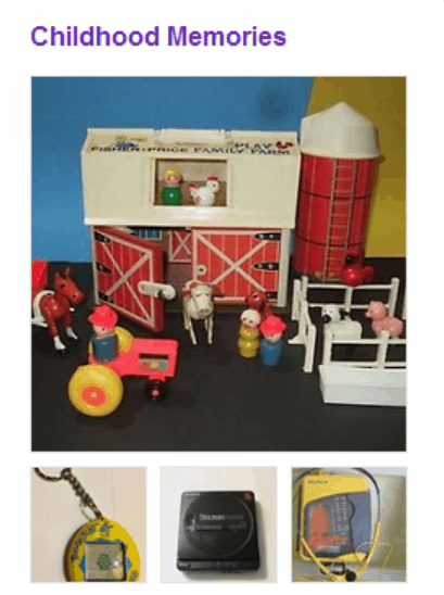 ebay-collections-childhood-memories