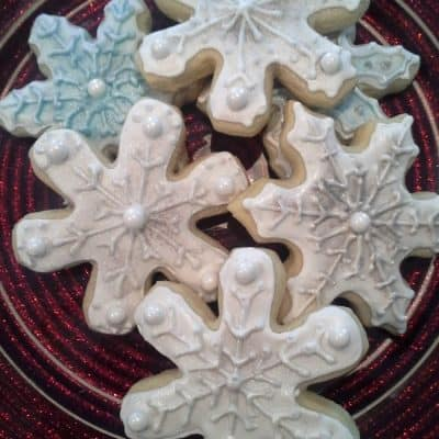 12 Days of Christmas Cookies: Mama's Old Fashion Sour Cream Sugar Cookies