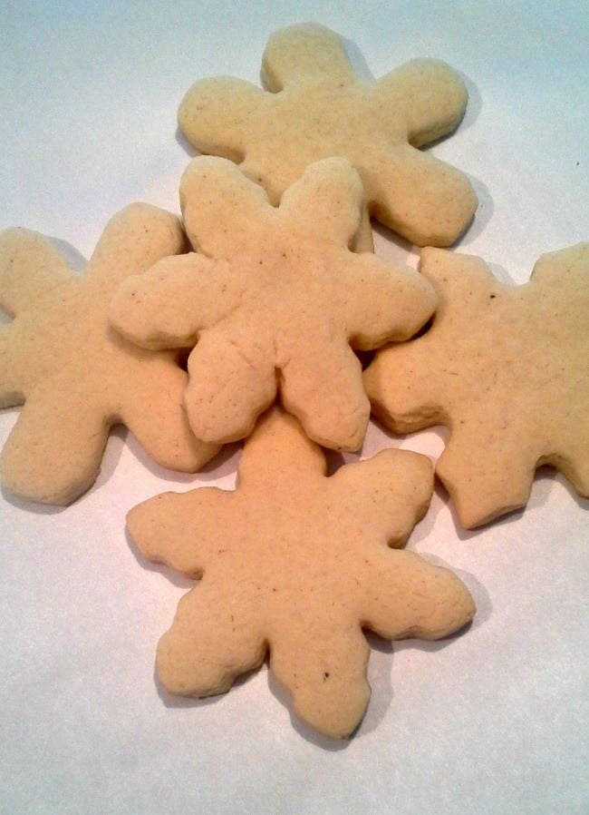 12 Days Of Christmas Cookies Mama S Old Fashion Sour Cream Sugar