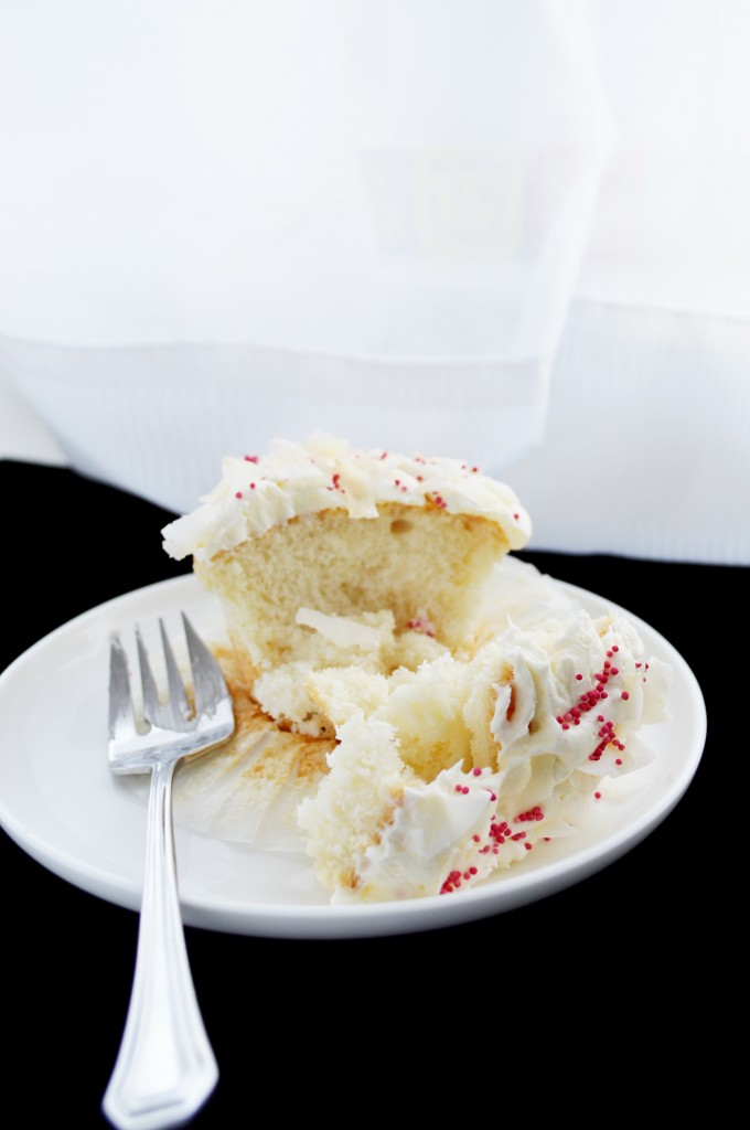 Coconut Pink Nonpariel Cupcakes (3)