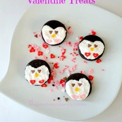 Penguin Love Valentine Treat Recipe