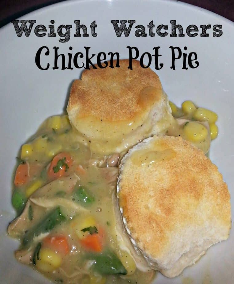 WW Chicken Pot Pie