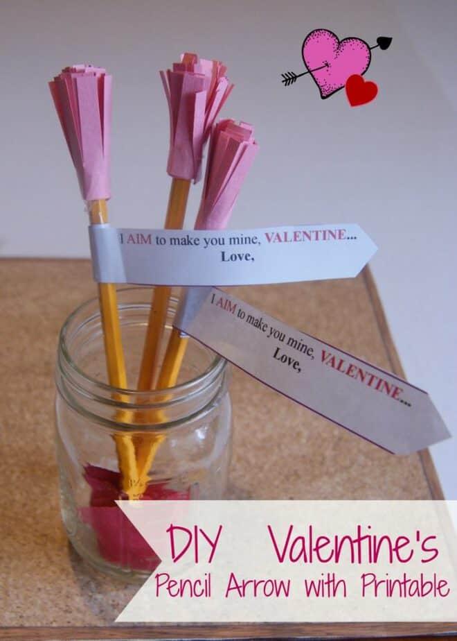 cupids arrow non candy valentine