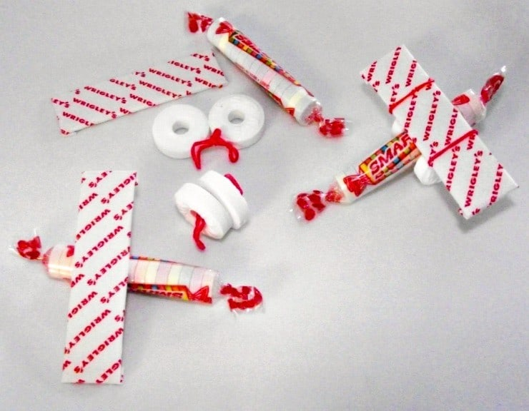 candy planes assembly