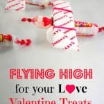 candy planes flying high for your love valentine treats