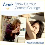 dove camera courage