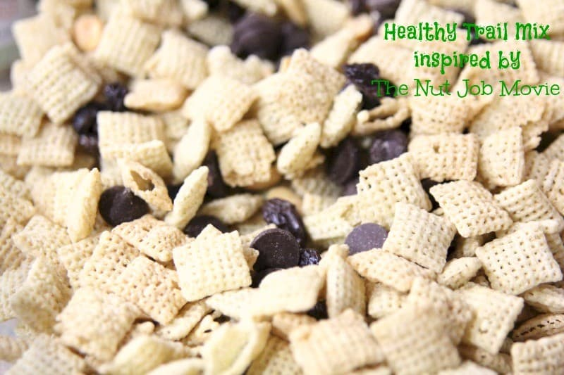 healthy trail mix gluten free