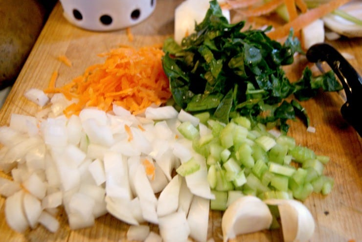 tortellini soup ingredients #simplestart